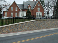 Architectural and Decorative Concrete for Residential Developments