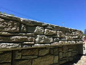Blowing Rock Retaining Walls & Structures